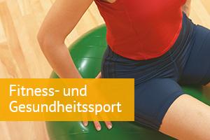 Fitness- und Gesundheitssport