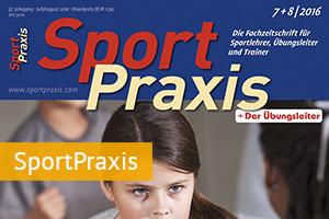 """Zeitschrift """"SportPraxis"""""""