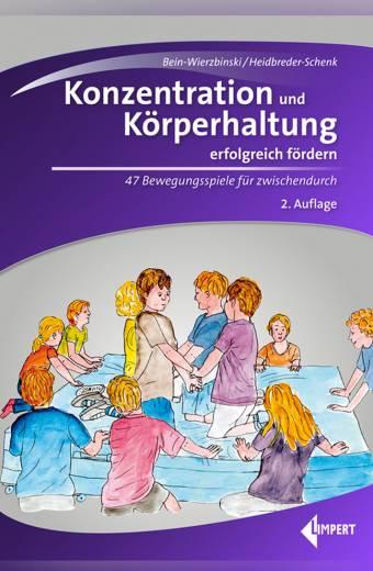 Bein-Wierzbinski, Konzentration und Körperhaltung